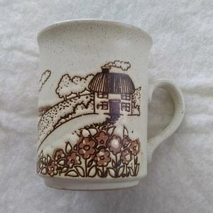 Other - Ashford Pottery Mug England Country Scene